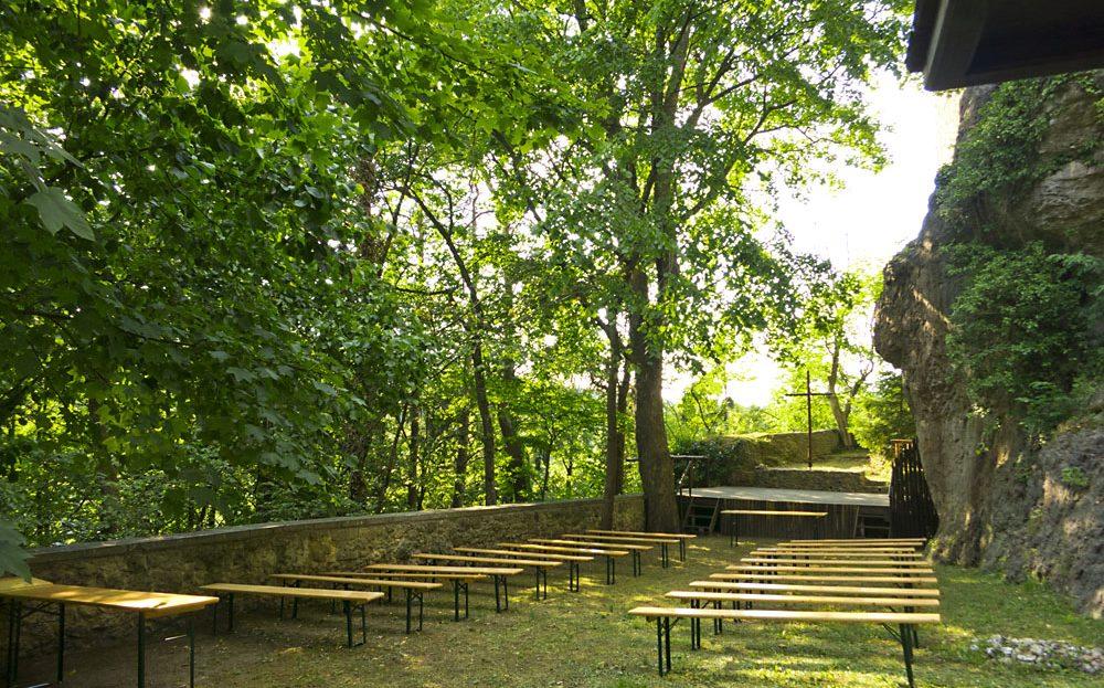 LARP Location Burg Rabeneck - Aussenansicht