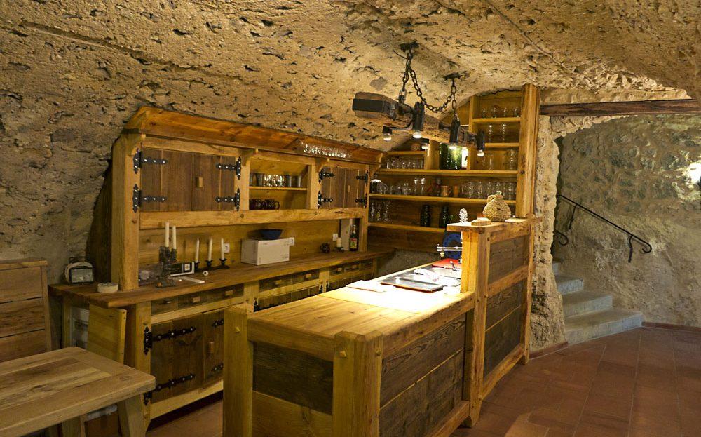 LARP Location Burg Rabeneck - Bierkeller 7