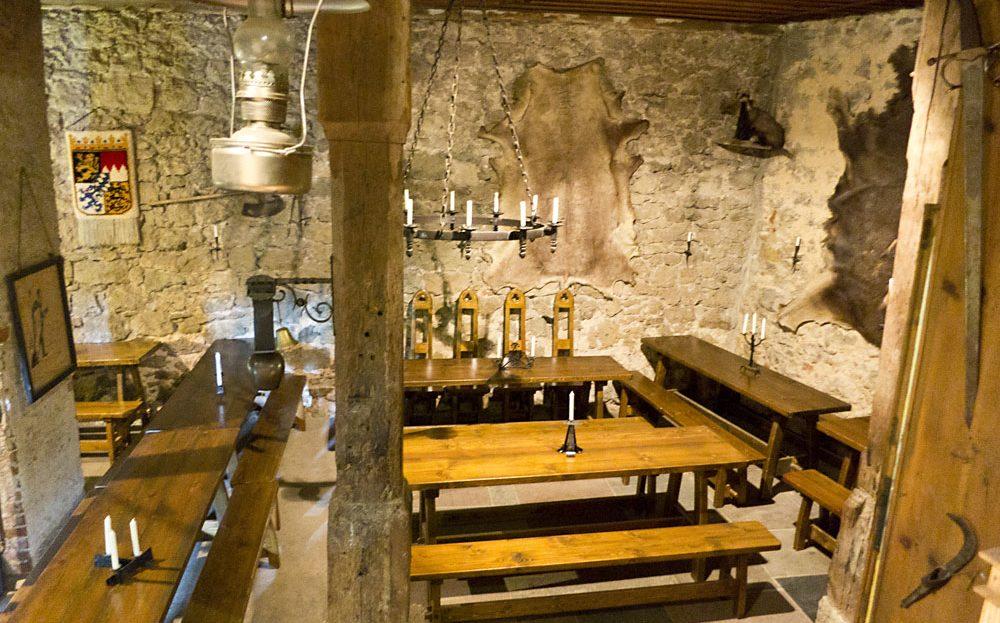 LARP Location Burg Rabeneck - Rittersaal 2