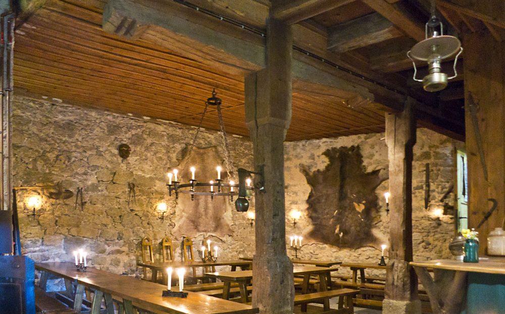 LARP Location Burg Rabeneck - Rittersaal 3