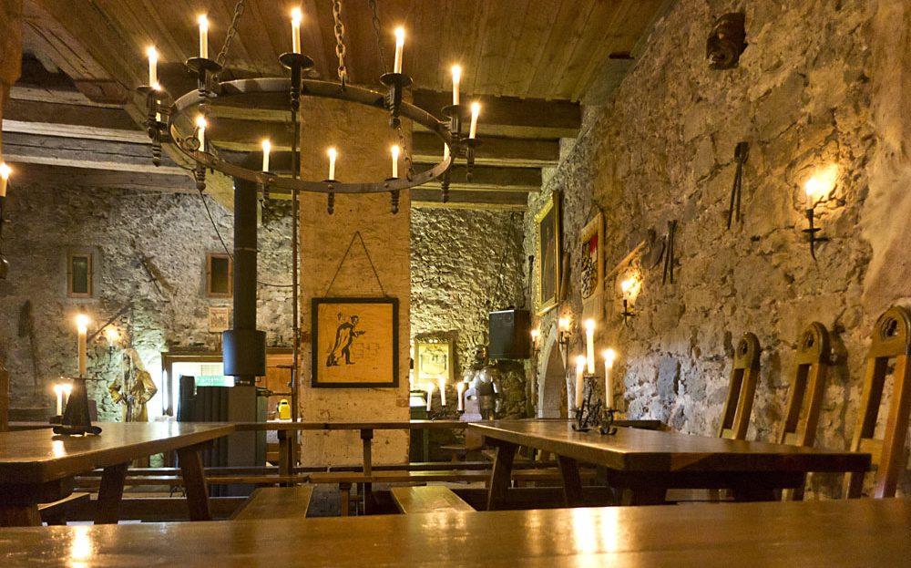 LARP Location Burg Rabeneck - Rittersaal 5