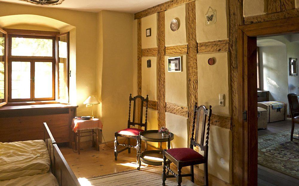 LARP Location Burg Rabeneck - Zimmer Doppelzimmer DZ
