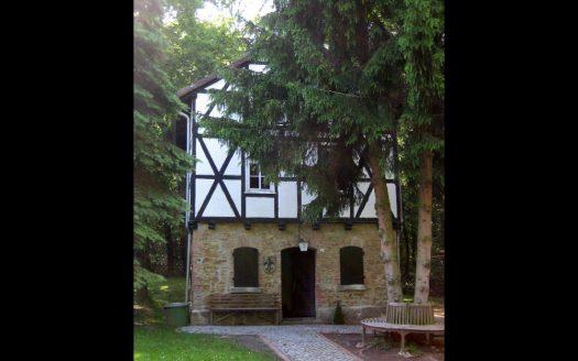 LARP Location Haus Wetterstein - Außenansicht Front