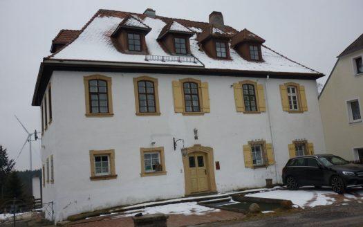 LARP Location Räuberschlössl Birkenbühl - Aussenansicht Front 2