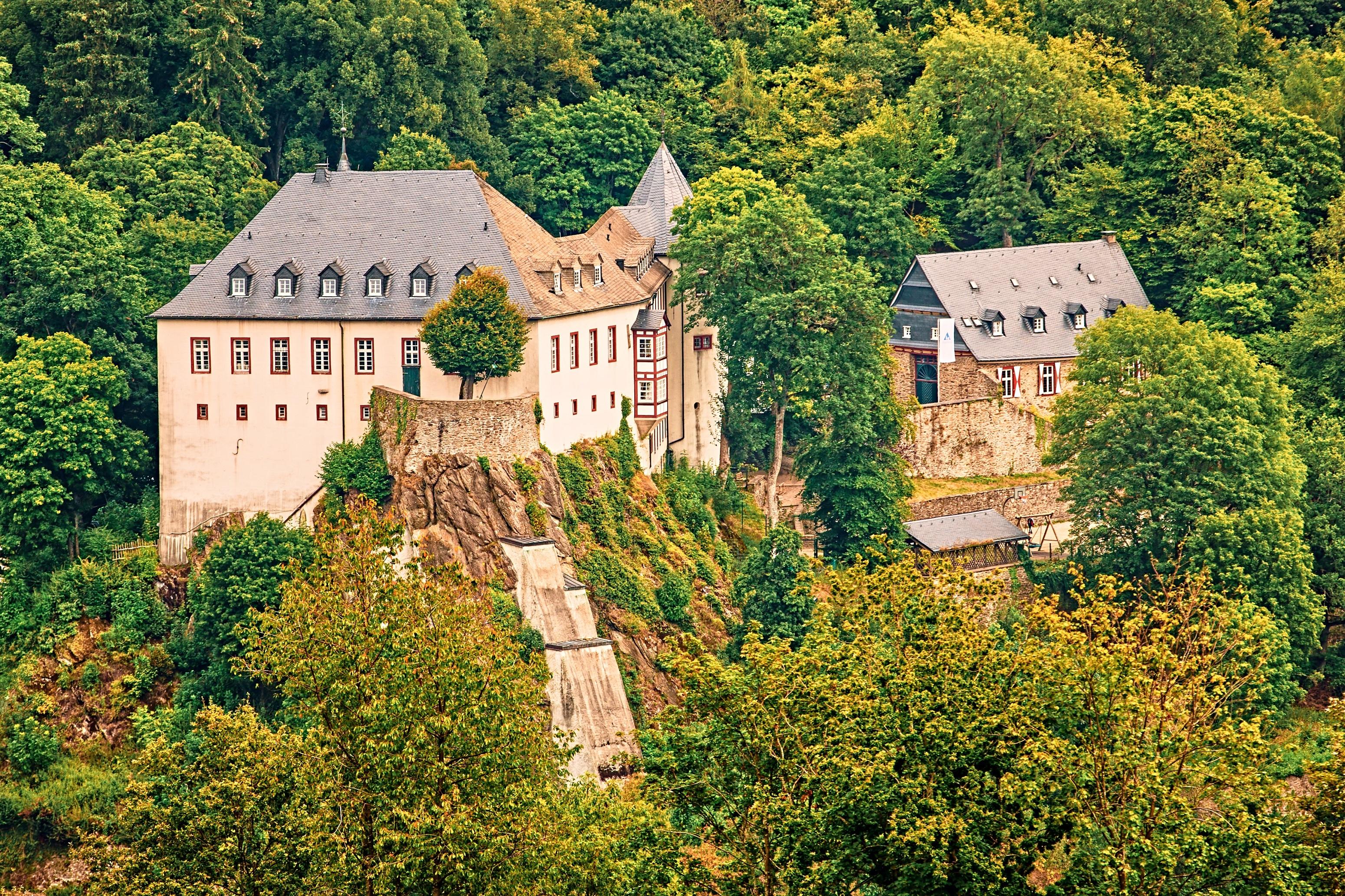 LARP Location: Jugendherberge Burg Bilstein
