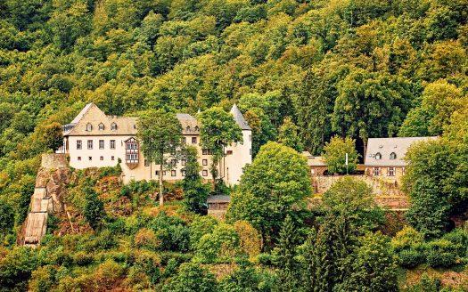 LARP Location Burg Bilstein - Aussenansicht 1