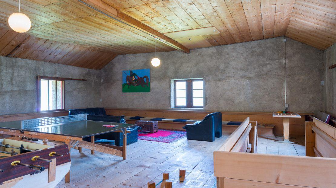 Larp Location Burg Ehrenfels Aufenthaltsraum