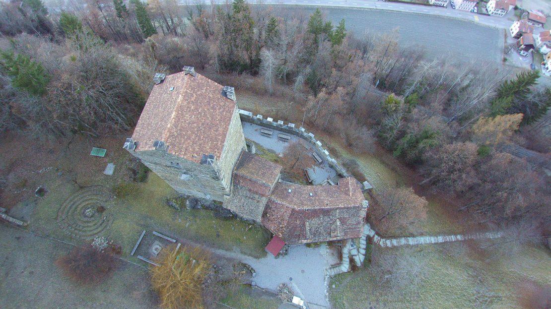 Larp Location Burg Ehrenfels