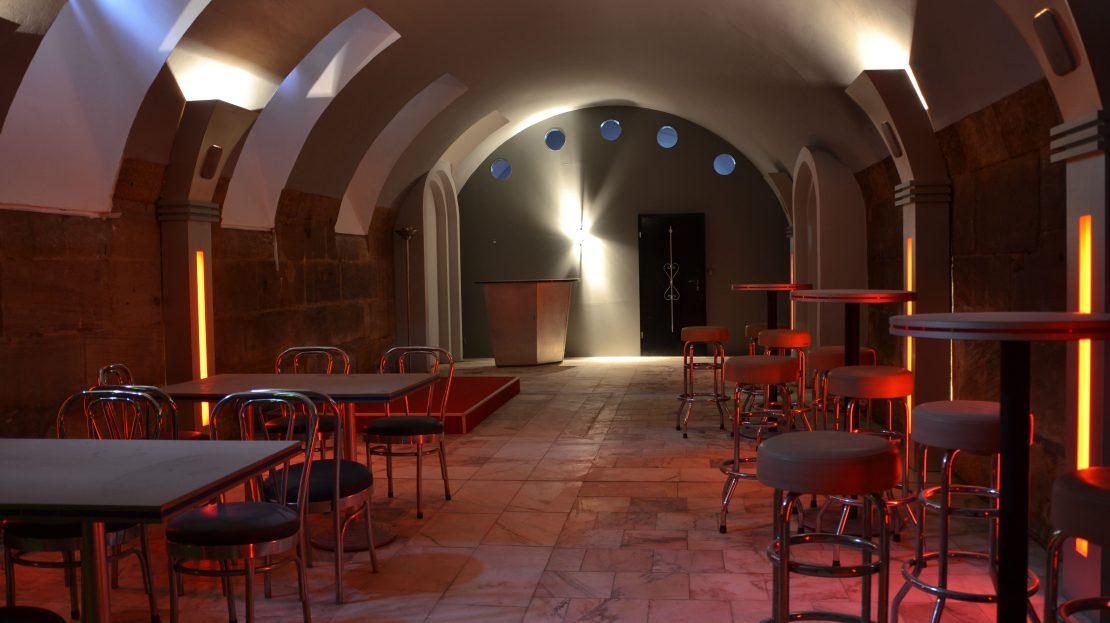 LARP Location Die Matilde - Raum 2
