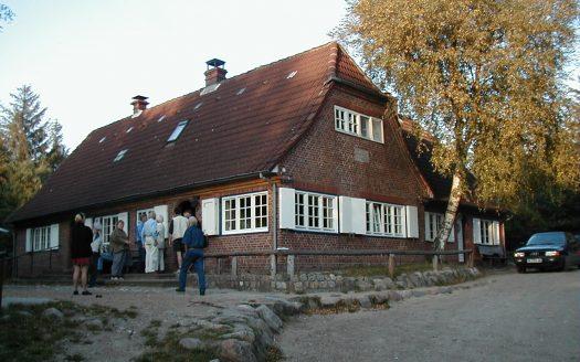 LARP Location Haidburg - Frontansicht