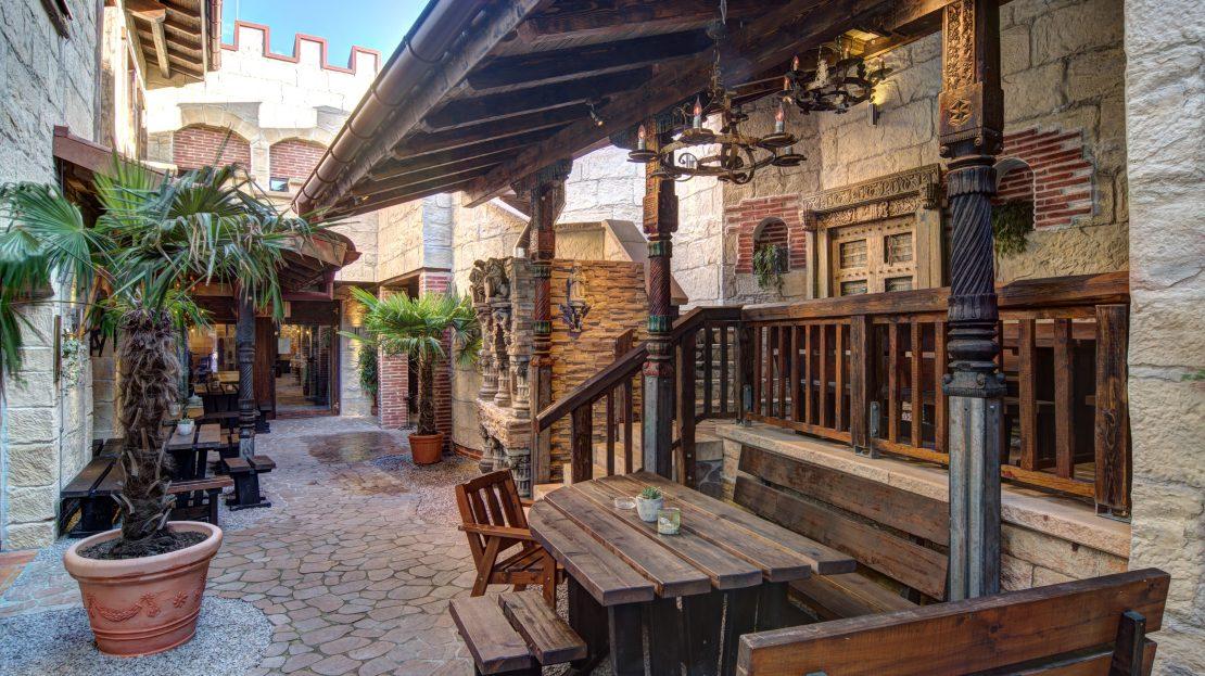 LARP Location Vaya Casa - Hof 1