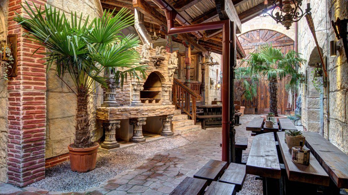LARP Location Vaya Casa - Hof 4