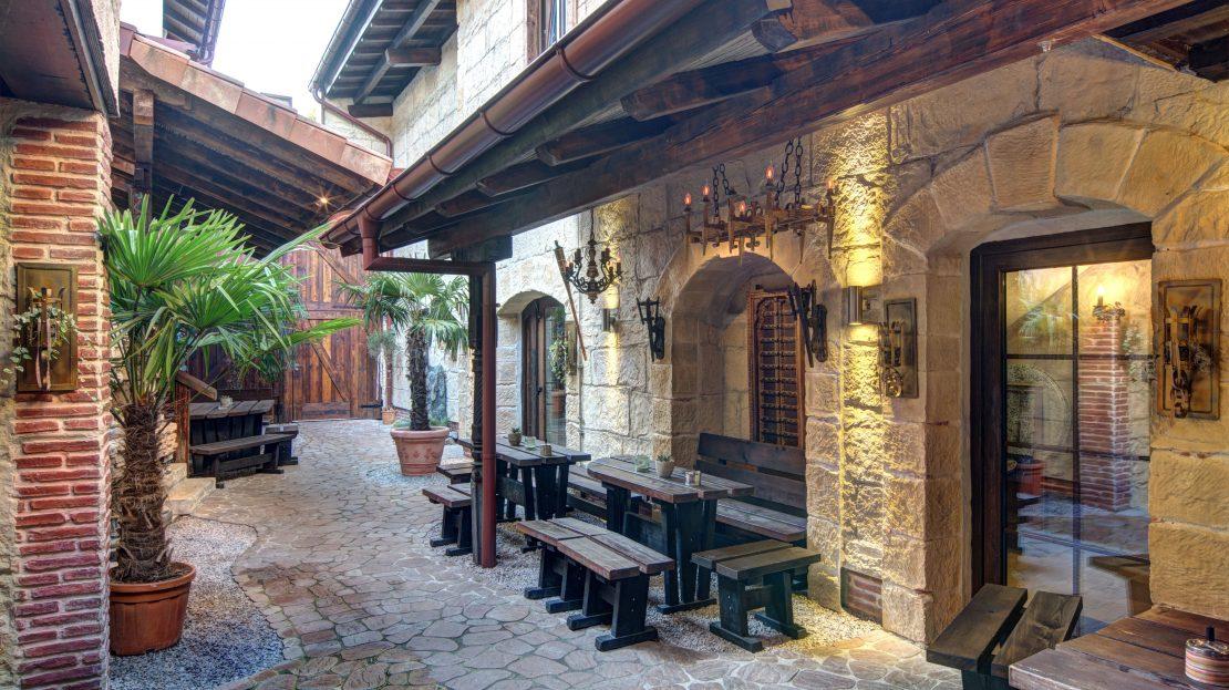 LARP Location Vaya Casa - Hof 5