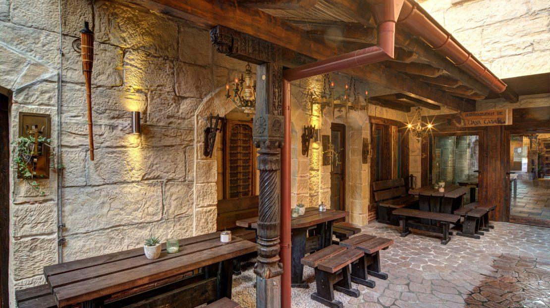LARP Location Vaya Casa - Hof 7