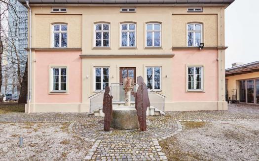 LARP Location Villa Flora Aussenansicht
