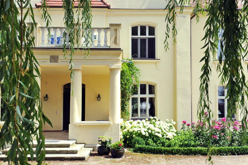 LARP Gelände Gutshaus Penzlin - Eingangsbereich