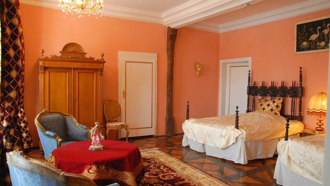 LARP Location Schloss Schochwitz - Akasha Suite