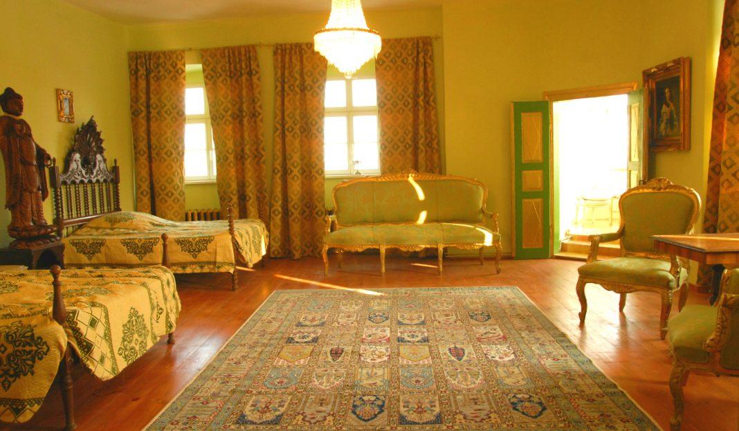 LARP Location Schloss Schochwitz - Buddha Suite