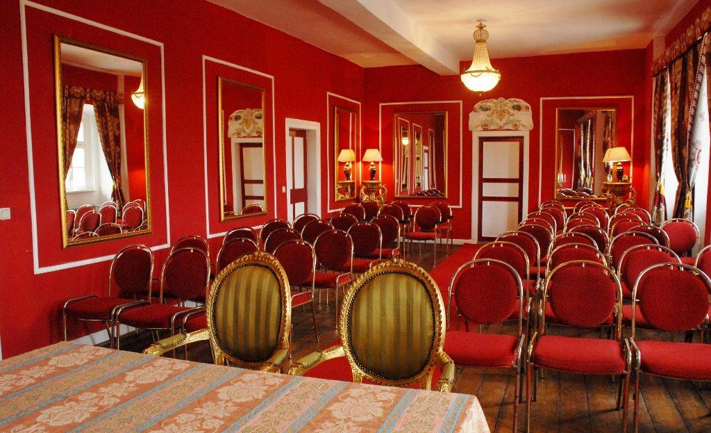 LARP Location Schloss Schochwitz - Spiegelsaal