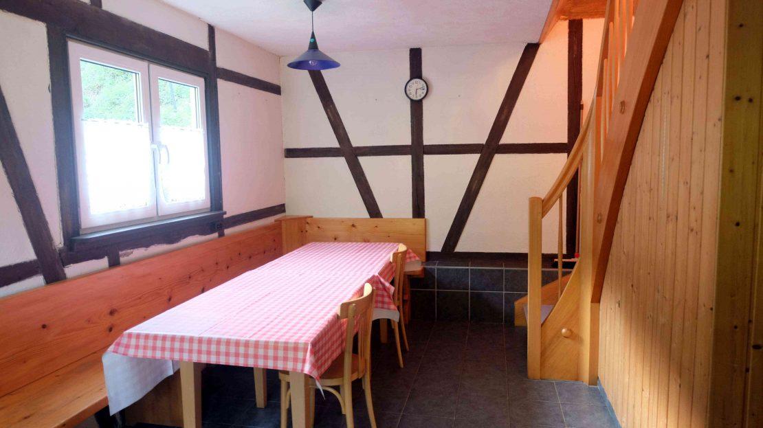 LARP Gelände Heuhotel - Küche