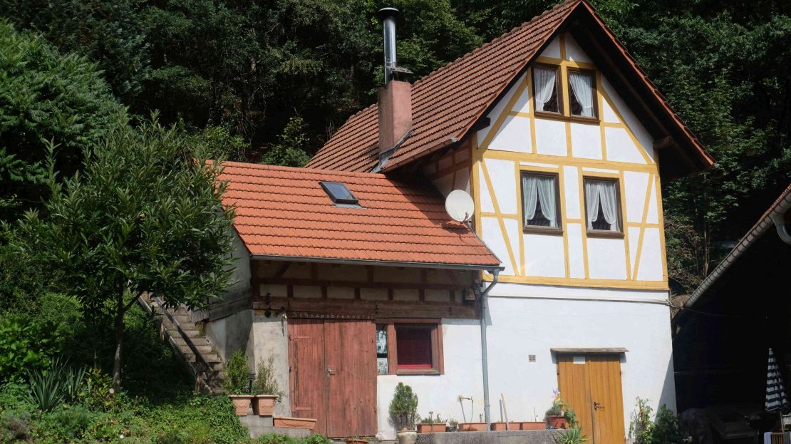 LARP Gelände Heuhotel - Speicherhaus